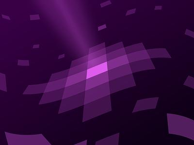 Light Map perspective lighting gradient