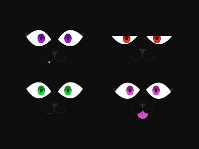Cat Eyes cat illustration eyes cat
