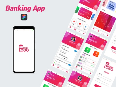 Banking App UI kit finance ethereum cryptocurrency crypto corporate business budget blockchain bitcoin banking bank accounting