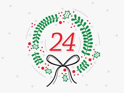 24 christmas 24
