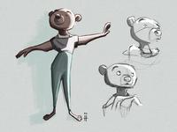 Bearlady