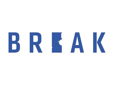 Break Conference Brand break
