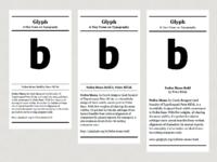 Font size comparison