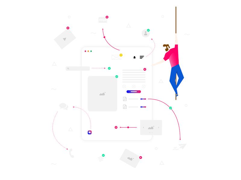 Vector illustration illustration vector branding