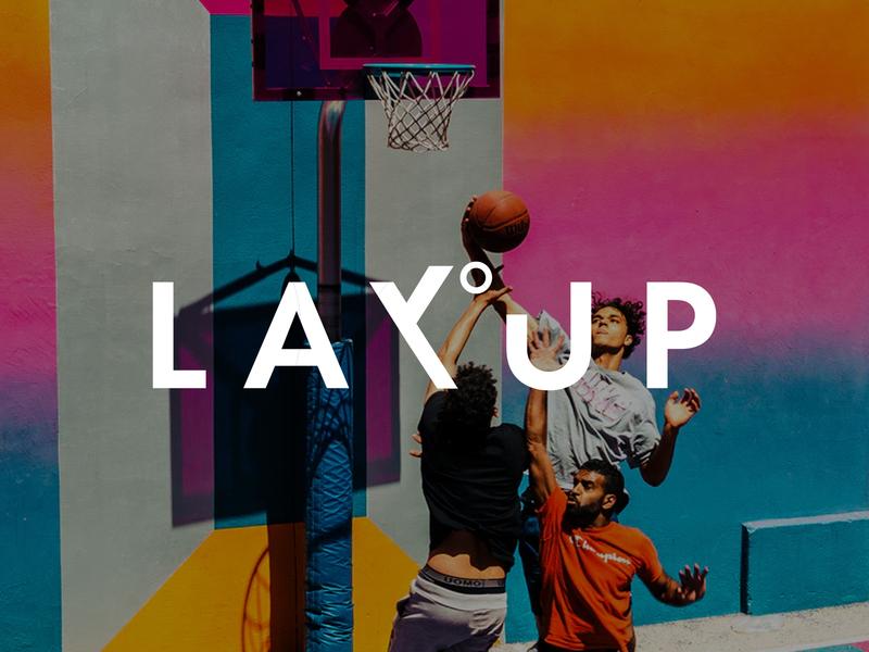 Layup logo design