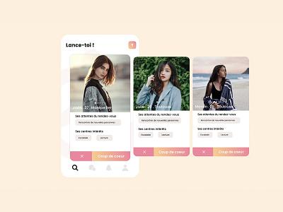 Sheefirst app design ui