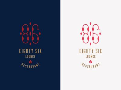 Eighty Six Spanish Lounge and Restaurant Logo