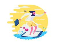 Mobile Surfer