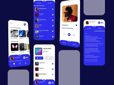 music app bank app great wall cubes webdesign web app design iconly music music app app uxdesign uidesign ui kit uxui ui ux xd ui kit 3d xd figma