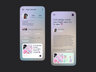 articles app ui uixdesign banking vector best ui articles 2021 trends 2021 design ui trends 2021 articles credit card checkout credit dailyui ux banking articles app ui ui kit uxui uiux uix ux design ui design