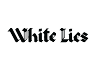 White Lies Wordmark
