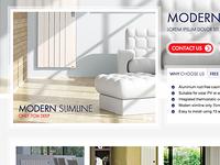 Radiator website re-design