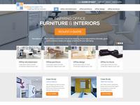 Office Interior Design Company website