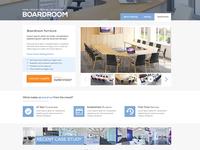 Office Interior Design Company Subpage
