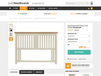 Justheadboards 2014 Product page