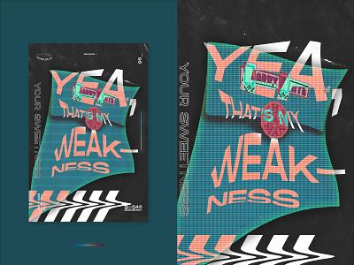 S-54 Edition 001 for hire artwork artist art illustrator photoshop disco animated poster digital art typeface graphic design poster art poster typography vector design