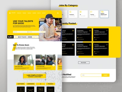 Jobs Website Redesign uxdesigner designer interface colors flat ui colors flat ui design website interface card design ui cards ux design uidesign uiux flat design website development website design websites web design ux ui design
