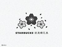 Sakura Starbucks0