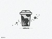 Sakura Starbucks