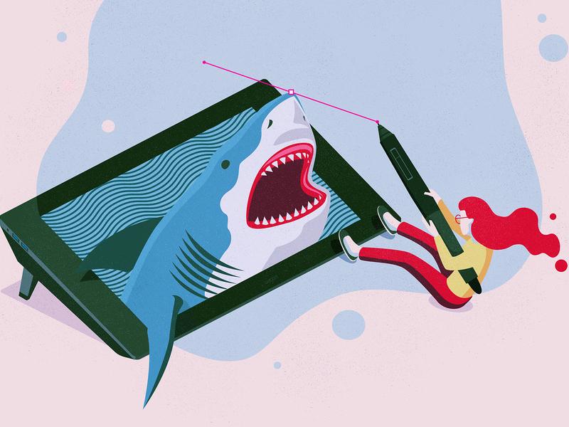 Creative Shark