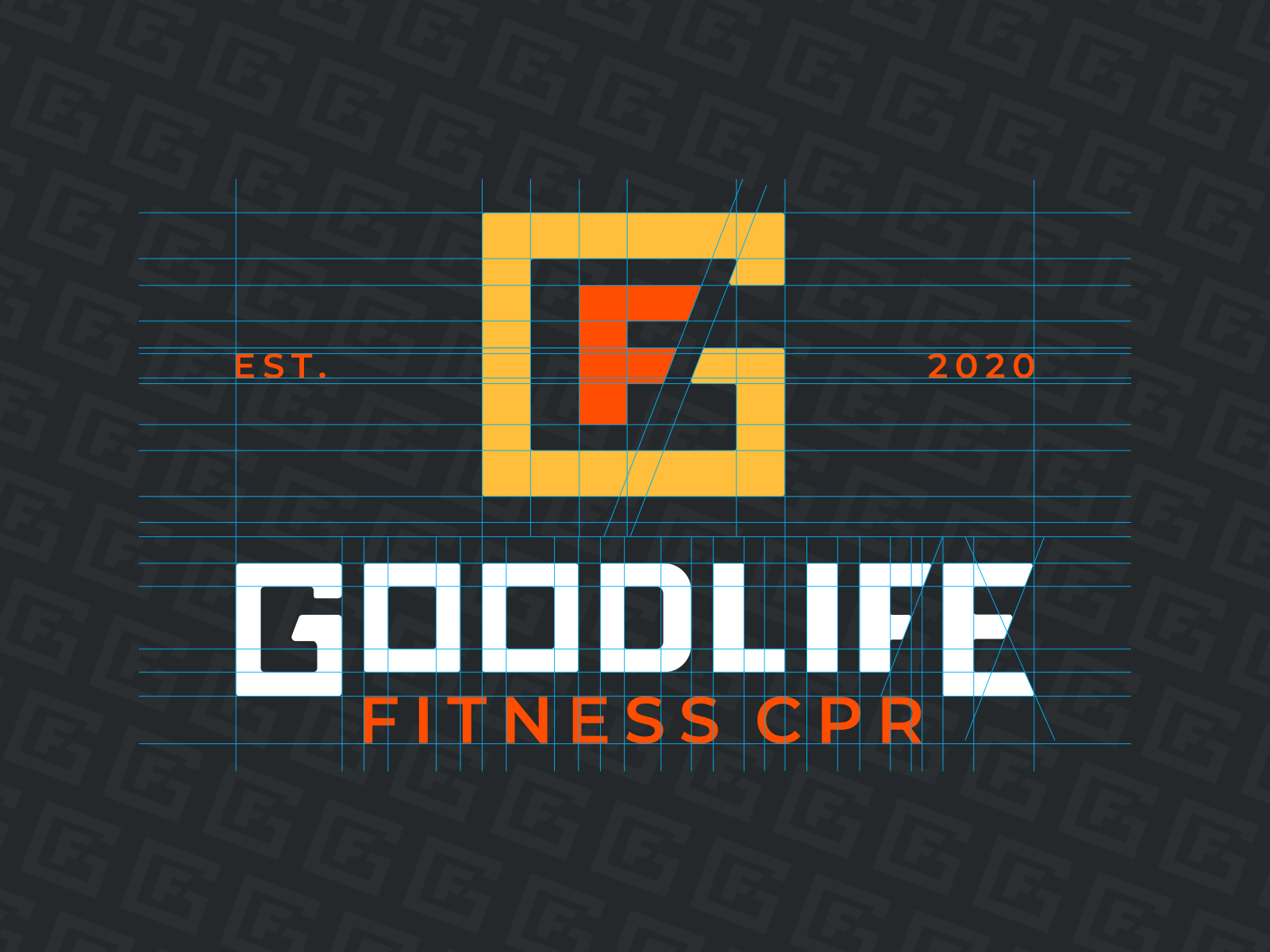 Goodlife Fitness Icon By Tyler Pate On Dribbble