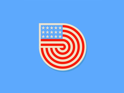 America america flag branding icons the creative pain illustrator illustration vector