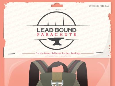 Lead shute details