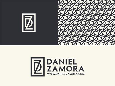 Daniel Zamora logo lawyer logo design icons branding the creative pain illustrator illustration vector