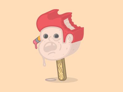 Ice cream Head