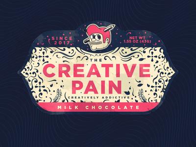 TCP Milk Chocolate label