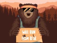 See bear run