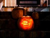 Creative Pain Pumpkin