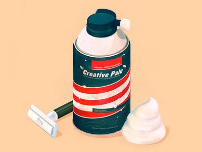 The Creative Pain - Routine