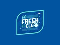 So Fresh, So Clean