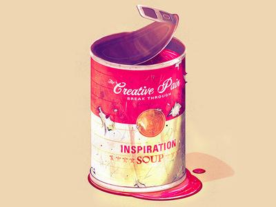 The creative soup