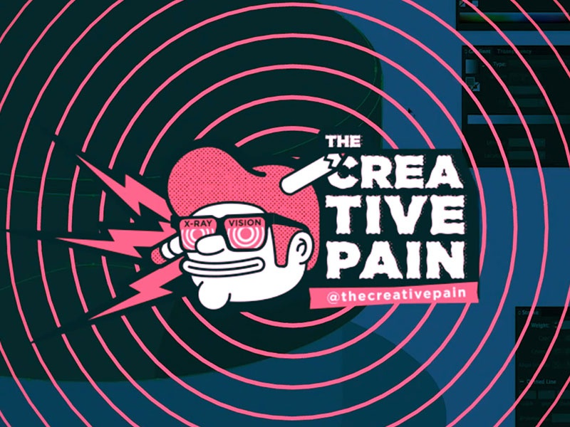 The Creative Pain Tutorials by Tyler Pate on Dribbble