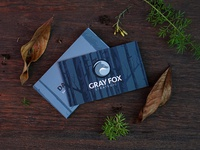 Gray Fox strategic biz cards
