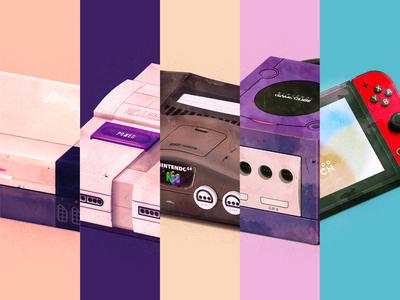 Nintendo Daydreams