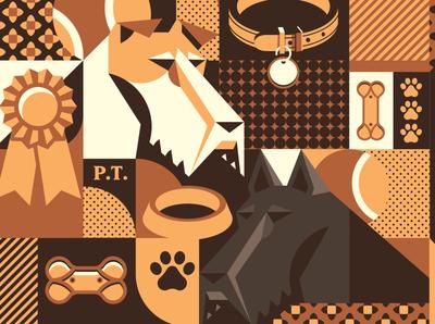 Terrier pattern
