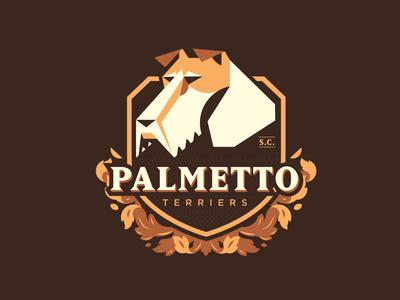 Palmetto terriers logo v2