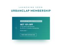 UrbanClap Membership