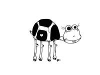 Tortoise character vector illustrator hand drawn sketch children illustration ntortoise