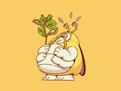 Character design / Koorogi