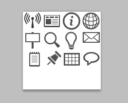 Occupicons icons