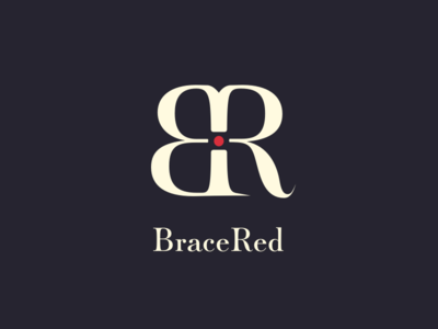 BraceRed Logo