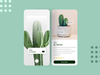 AR Plant Shop App application design ui  ux uiux designer uiuxdesigner uiux design uiuxdesign uiux application app design uidesign ui design app ui figmadesign design figma