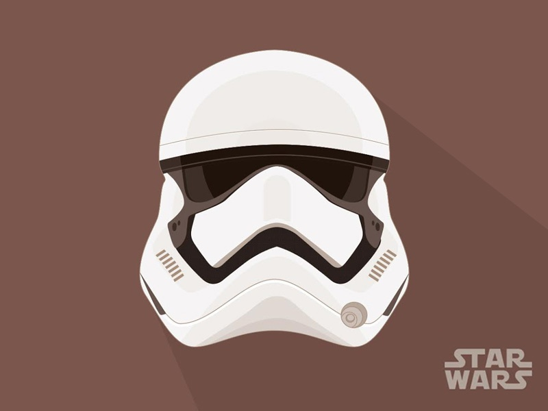 Storm Trooper Vector By Tcbrooks06 On Dribbble