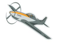 Aviators Mascot