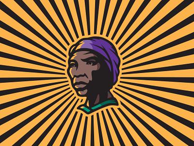 Harriet Tubman us history united states railroad portrait mascot american history history slavery underground railroad anti-slavery abolitionist harriet tubman tubman harriet