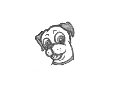 puppy cute friendly friend yorkie terrier poodle chihuahua pug mascot pencil sketch doggies doggy dog puppies puppy pup